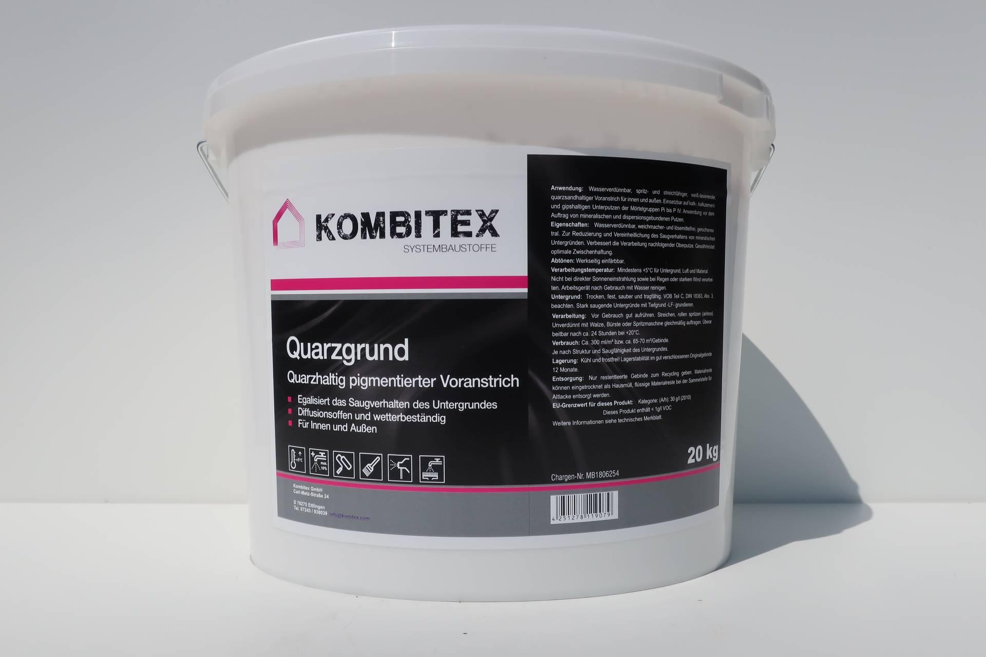 grundierungen - kombitex systembaustoffe